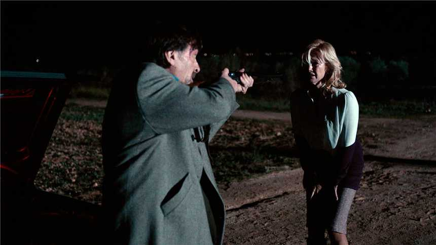 Cuéntame cómo pasó - Mauro se lleva a Mercedes a punta de pistola