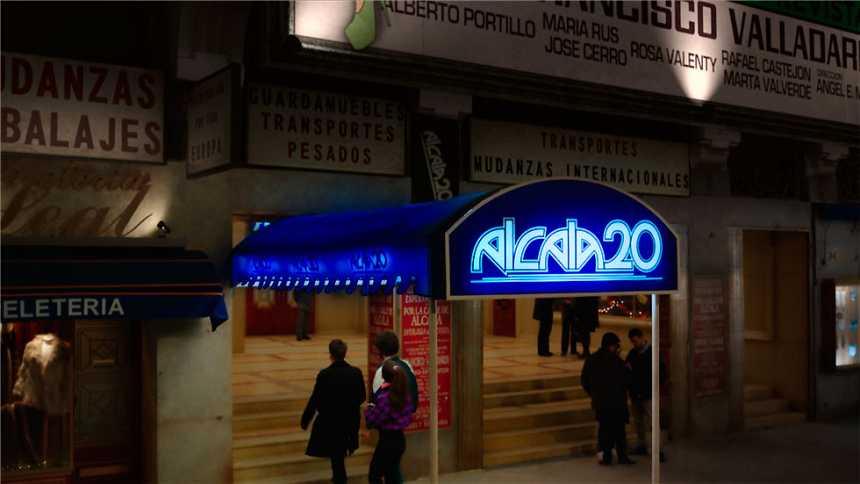 Cuéntame cómo pasó - Exclusiva: los Alcántara, testigos de la tragedia de Alcalá 20 en el último capítulo