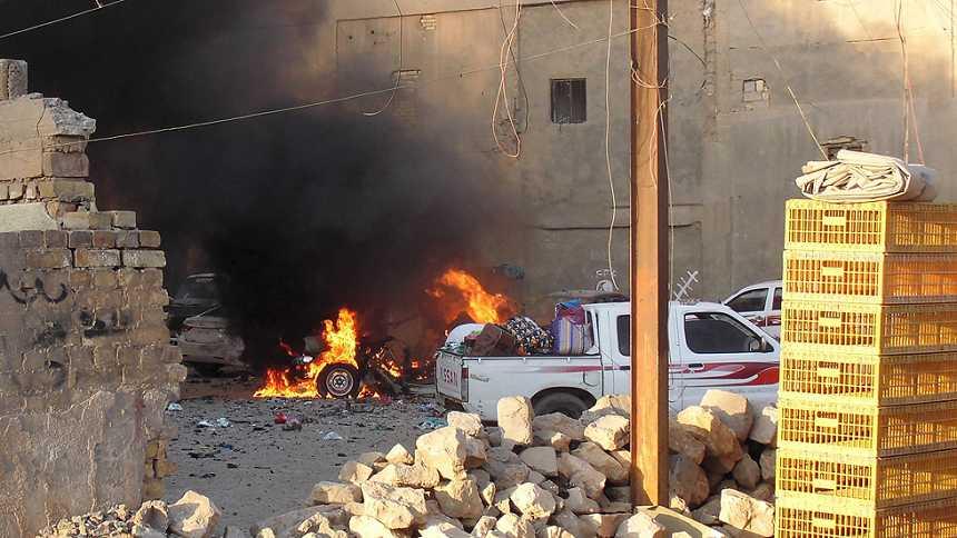 El Estado Islámico toma el control de Ramadi en Irak