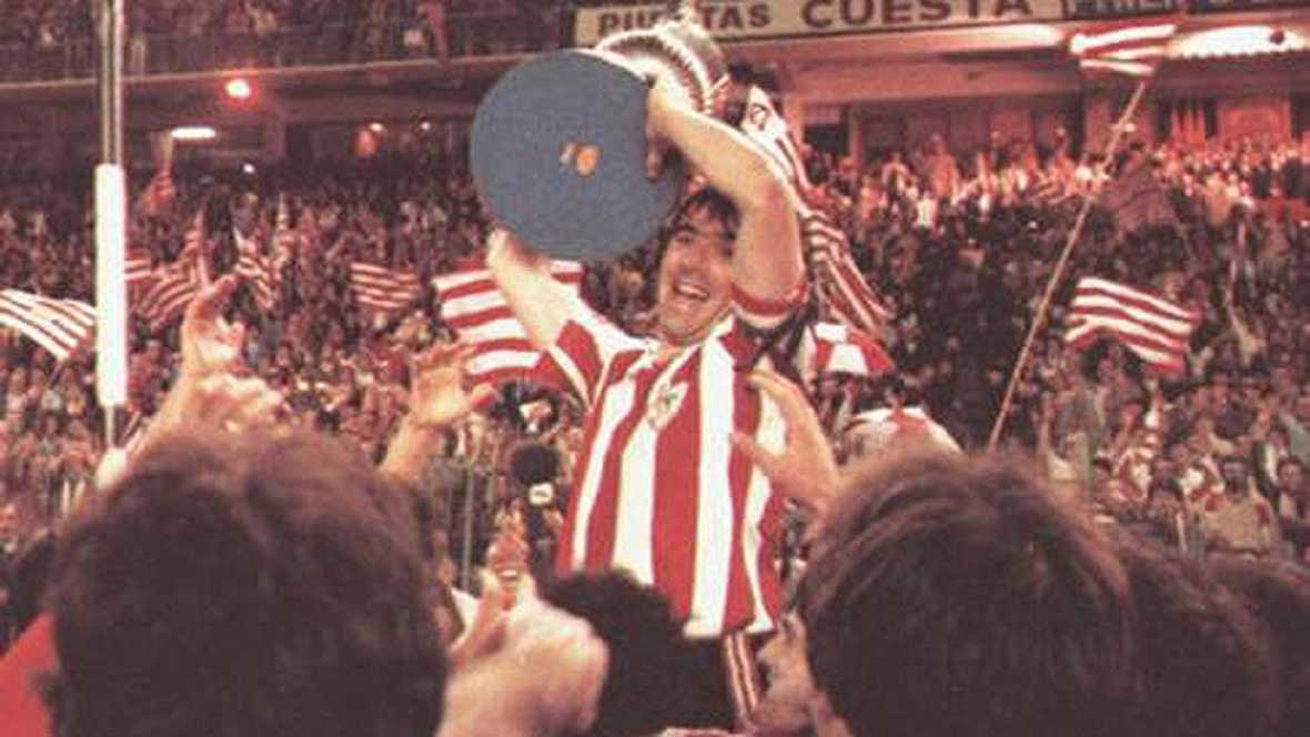 La Copa de 1984, último título del Athletic Club