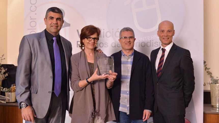 Para Todos La 2 - Premio Periodismo Plataforma Sin Dolor