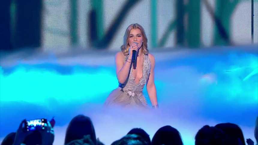 Eurovisión 2015 - 60º Aniversario - Dinamarca (2013)