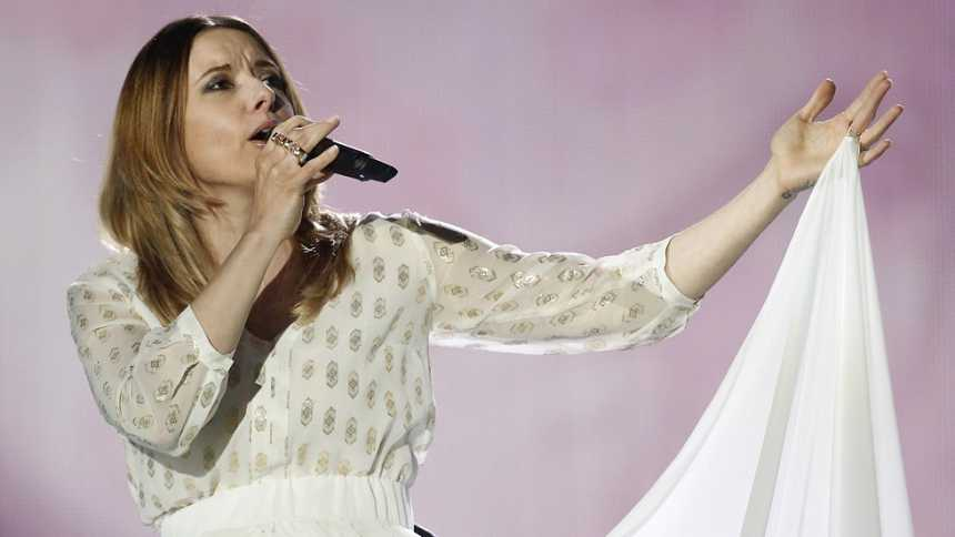 Eurovisión 2015 - Semifinal 2 - Polonia: Monika Kuszynska canta 'In The Name Of Love'