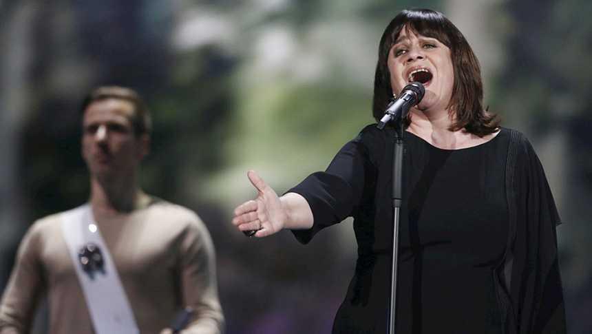 """Eurovisión 2015 - Francia: Lisa Angell- """"N'oubliez pas (No olvidéis)"""""""