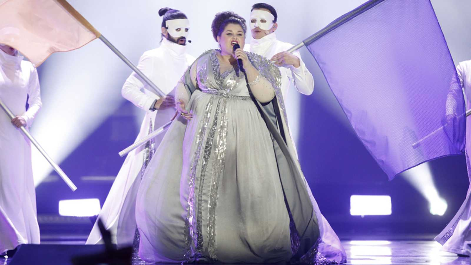"Eurovisión 2015 - Serbia: ""Beauty never lies"""