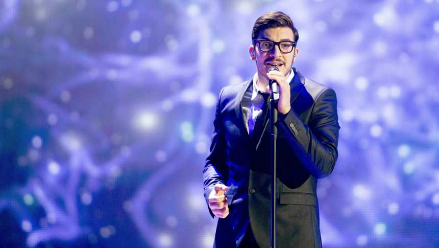 Eurovisión 2015 - Chipre: Giannis Karagiannis canta 'One Thing I Should Have Done'