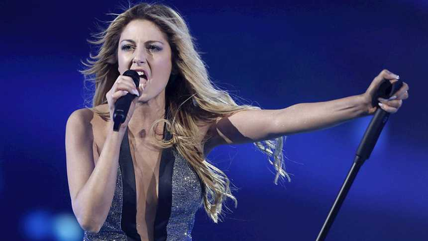 "Eurovisión 2015 - Grecia: Maria Elena Kyriakou canta ""One Last Breath"""