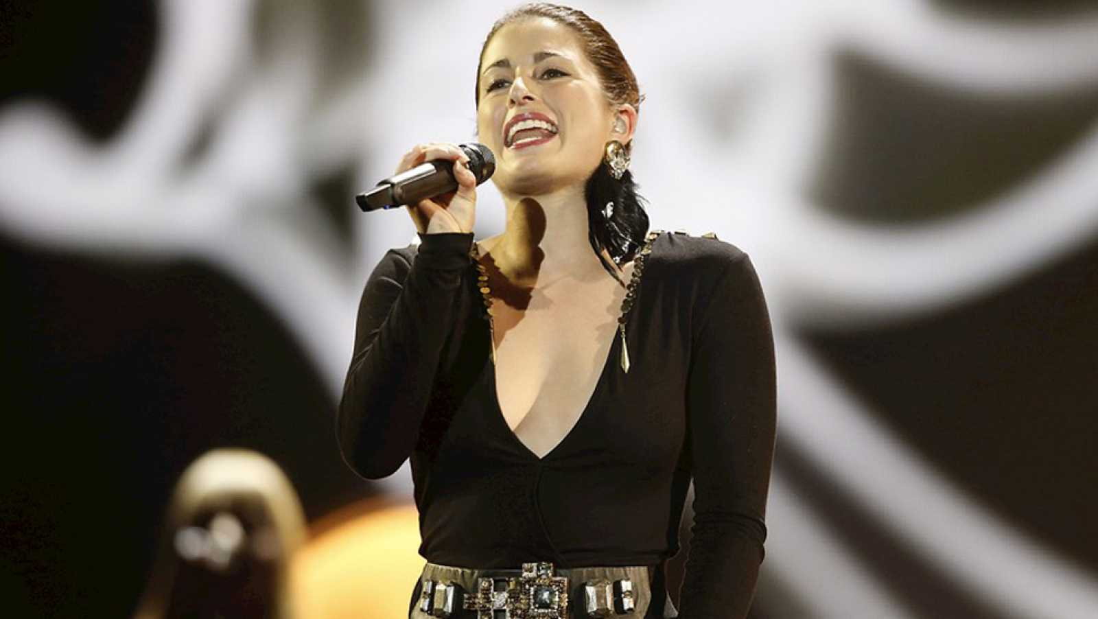 Eurovisión 2015 Alemania Ann Sophie Black Smoke