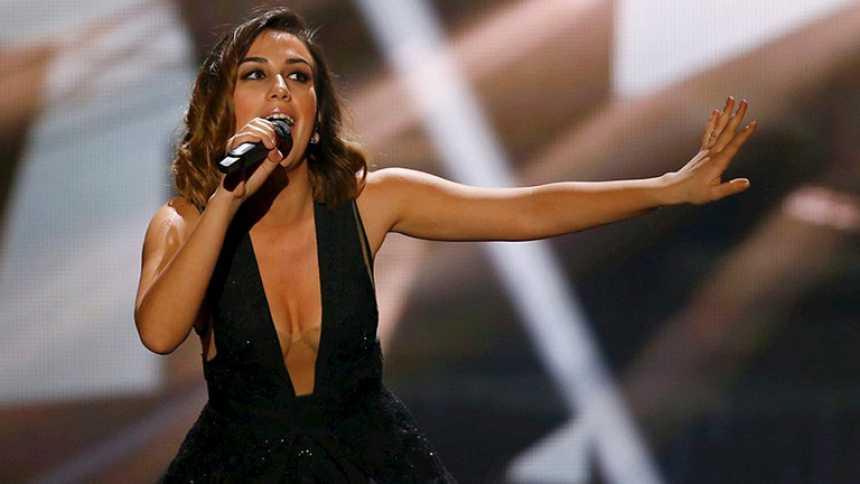 "Eurovisión 2015 - Albania: Elhaida Dani canta ""I'm alive"""