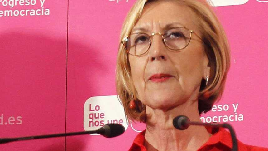 Rosa Díez dejará la dirección de UPyD tras los malos resultados en las elecciones autonómicas
