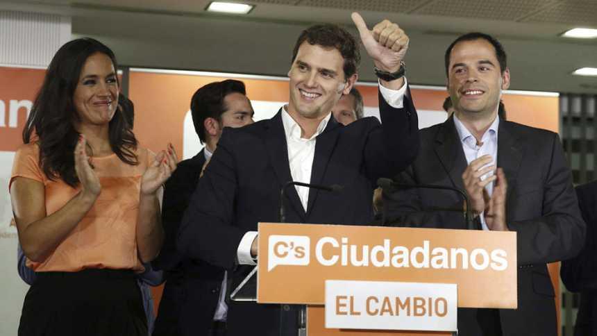 Ciudadanos se convierte en la tercera fuerza en las elecciones municipales