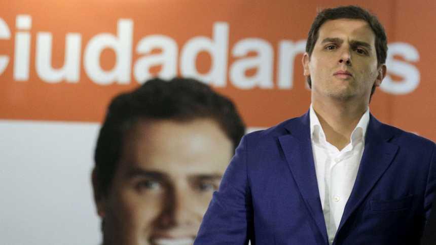 Rivera destaca que se han convertido en la tercera fuerza en las municipales
