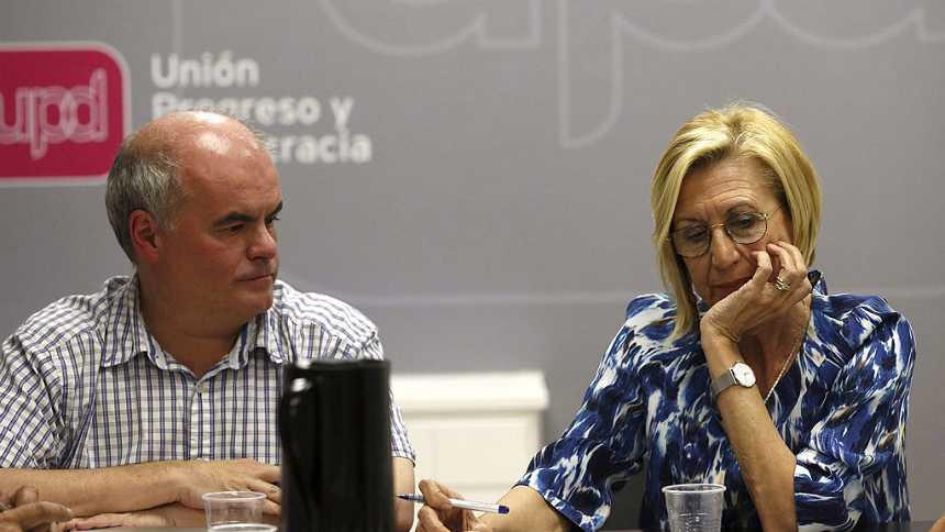 UPyD celebrará el 11 de julio el Congreso Extraordinario en el que relevará a Rosa Díez