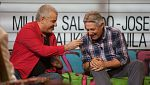 Millán Salcedo y Josema Yuste unidos en Alaska y Segura