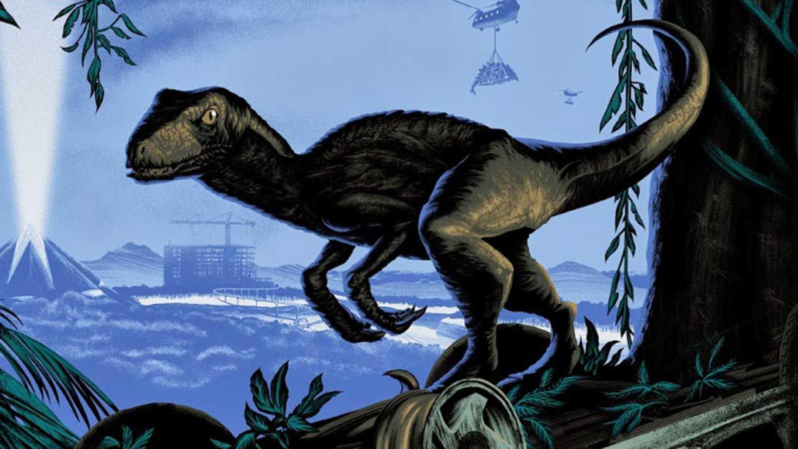 Asi Se Hizo Jurassic World En Exclusiva En Rtvees