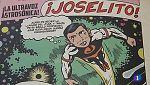 Joselito 'El pequeño ruiseñor', protagonista de cómic