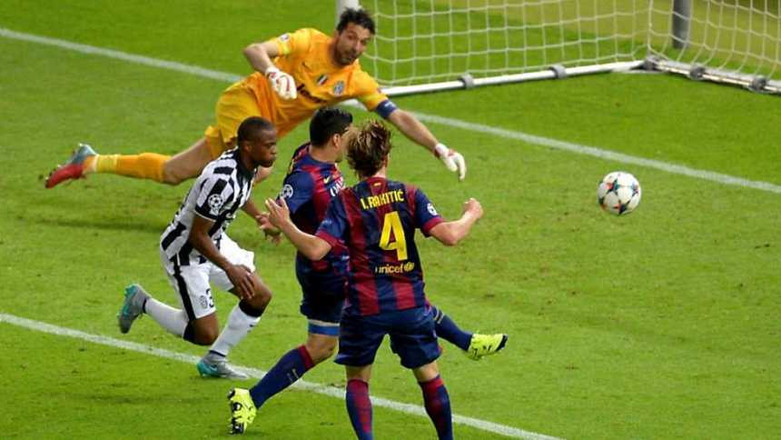 Champions League - Partido completo: FC Barcelona-Juventus