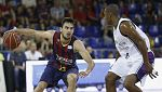 Baloncesto - Liga ACB. Semifinales de la Play Off: Barcelona - Unicaja