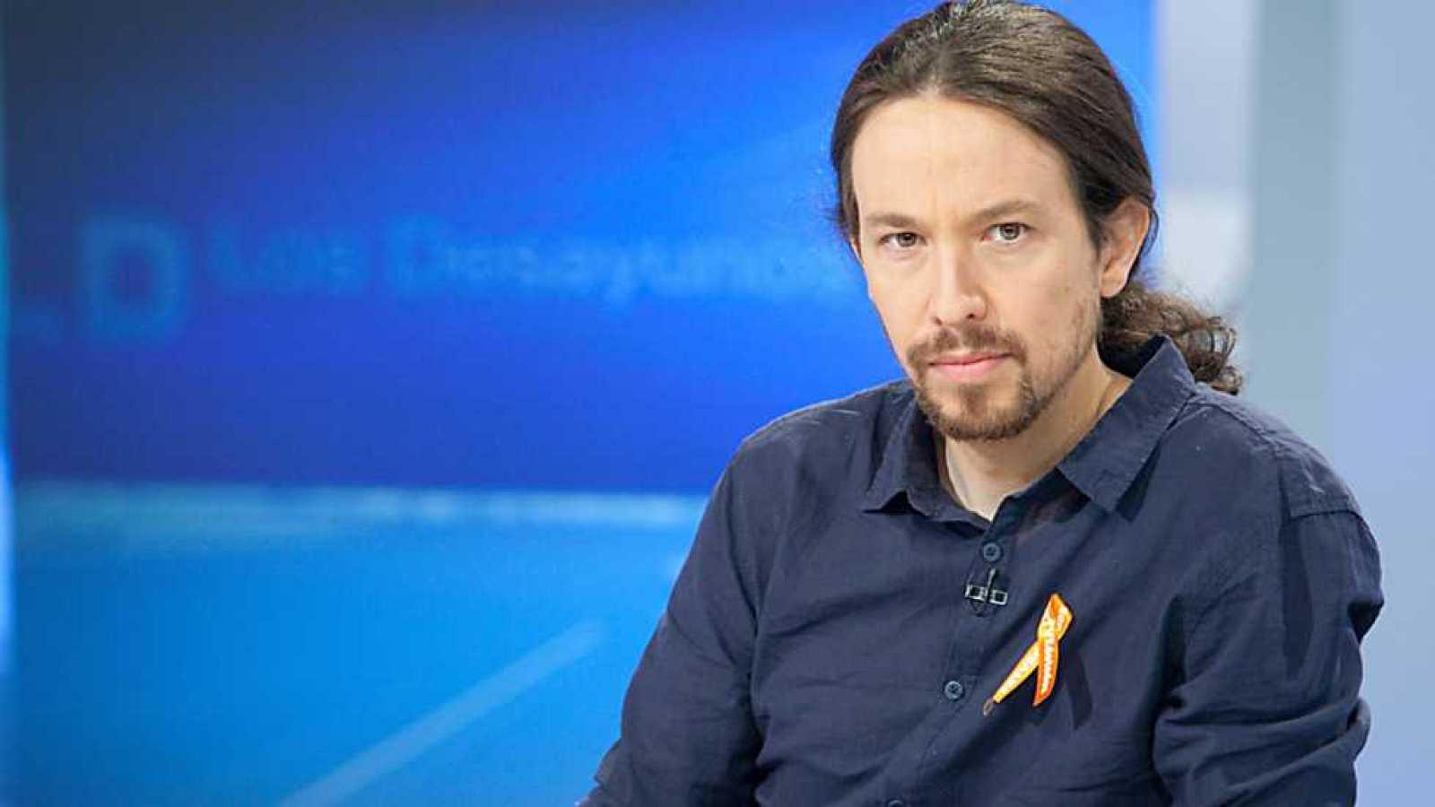 """Iglesias asegura que una """"participación baja"""" en la consulta en Podemos sobre su chalet le obligaría a dimitir"""