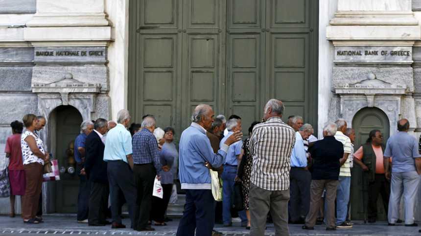 Tsipras limita la retirada de efectivo y cierra la bolsa en Grecia
