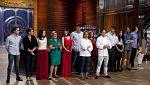 Familiares y ex aspirantes llenan las cocinas de MasterChef