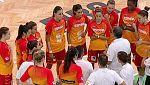 Baloncesto - Campeonato de Europa femenino Sub-20: Bélgica-España