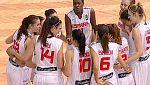 Baloncesto - Campeonato de Europa femenino Sub-20. 1/4 Final: España-Polonia
