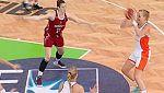 Baloncesto - Campeonato de Europa Femenino Sub-20. 3r y 4º puesto: Rusia-Holanda