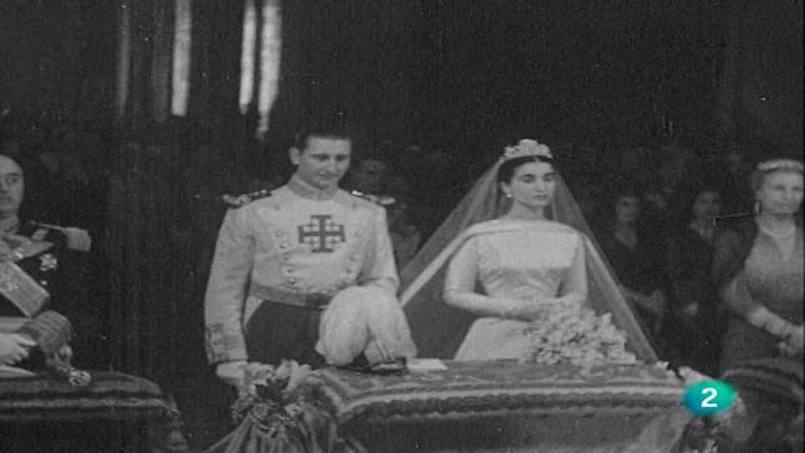 6d1760e65d Para todos los públicos Los años del NO-DO - (1950) La boda de Carmencita -  ver reproducir video