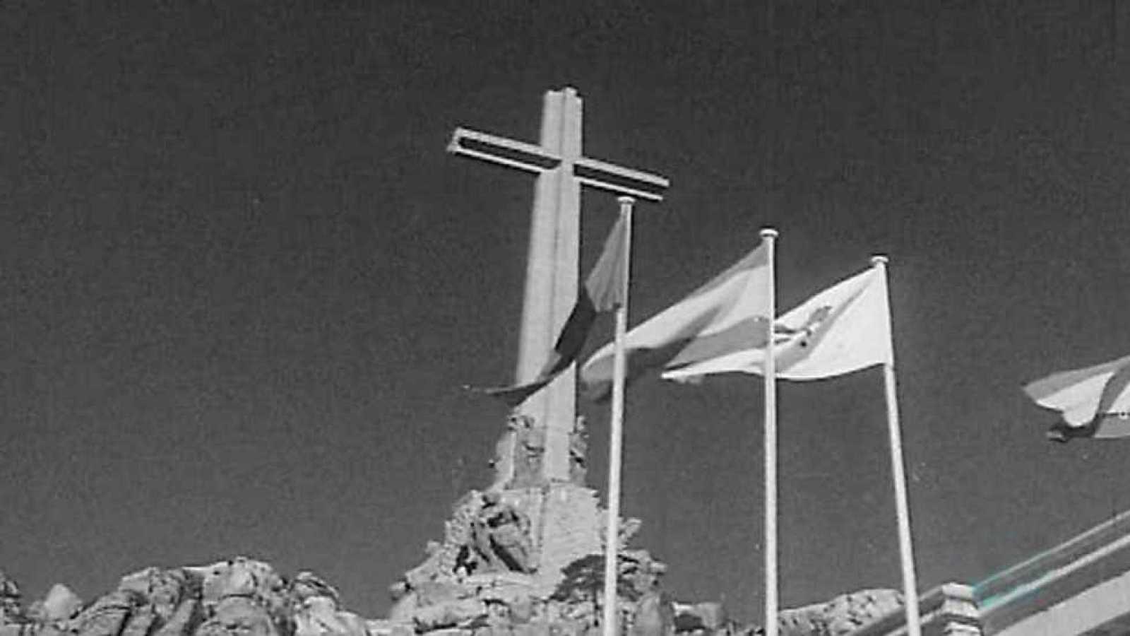 Los años del NO-DO - (1959) El Valle de los Caídos - RTVE.es