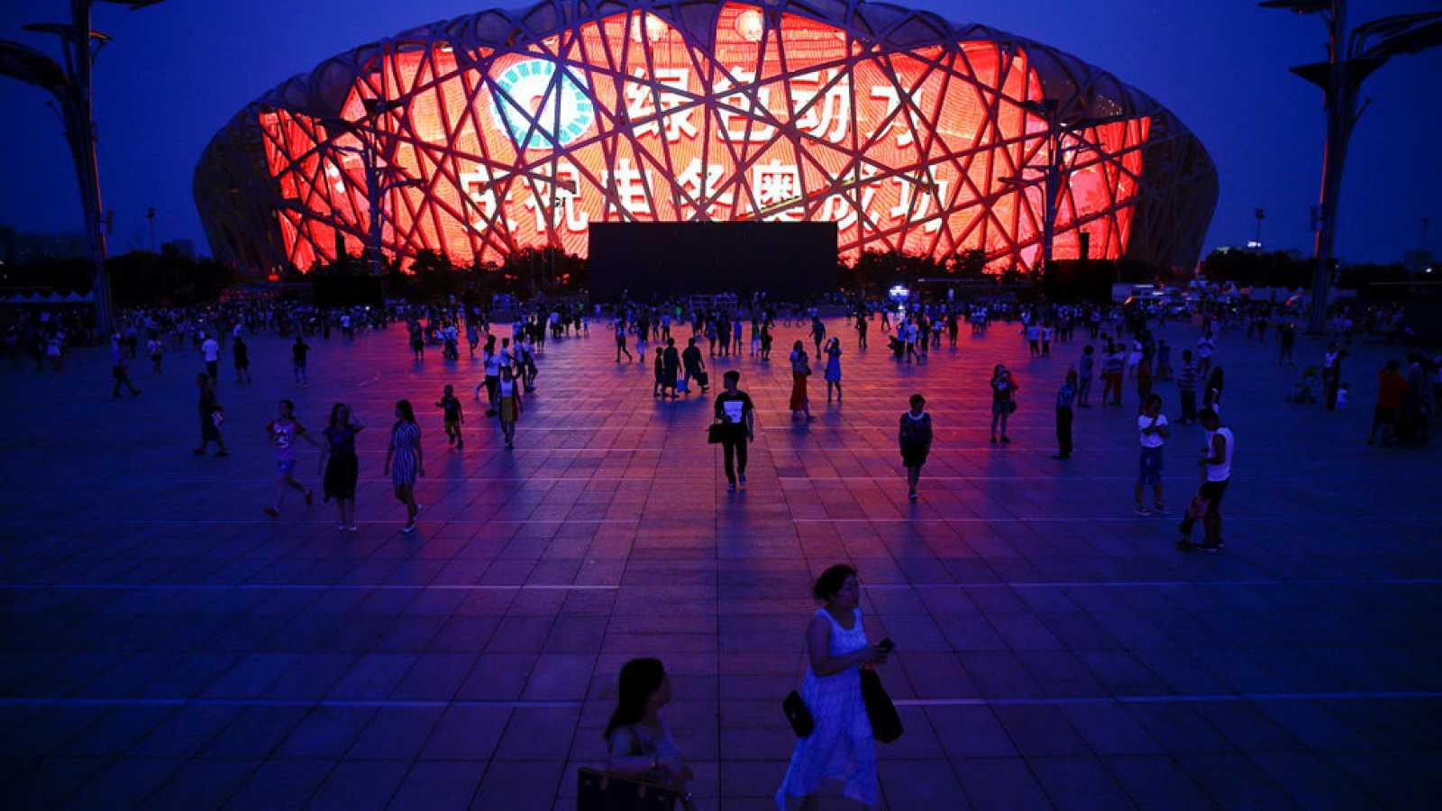 Olimpismo Pekin Sede De Los Juegos Olimpicos De Invierno De 2022