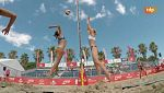Voley playa - Madison Beach Voley Tour. Tarragona