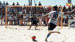 Fútbol playa - Circuito nacional. Resumen