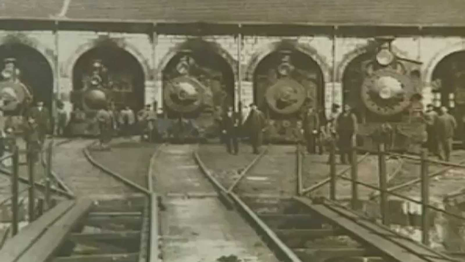 El Hullero Cabalga De Nuevo Memoria De Un Tren