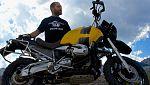 Diario de un Nómada  - Operacion Ararat : Adaptando la moto