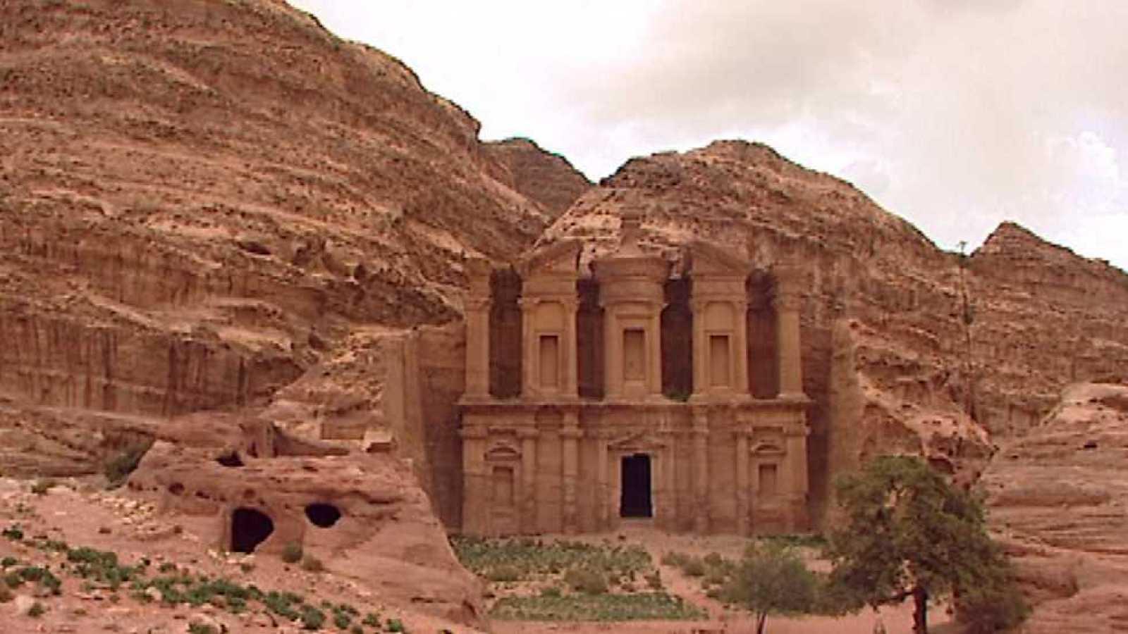 Paraísos cercanos - Jordania, piedra viva - RTVE.es
