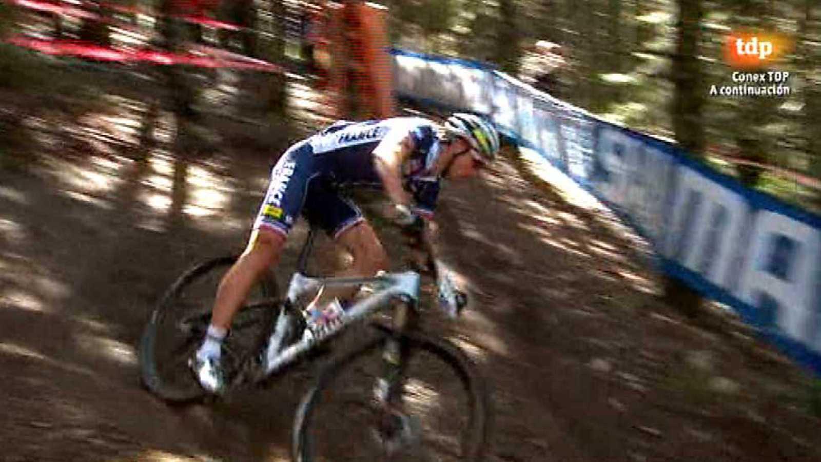 Circuito Xco Moralzarzal : Mountain bike campeonato del mundo. resumen desde vallnord