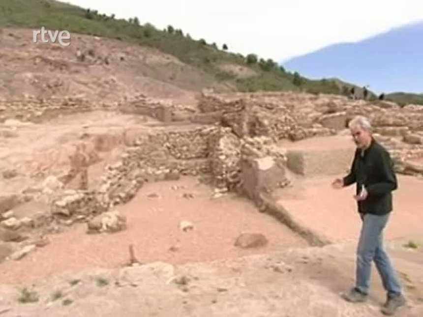 """La Aventura del Saber. Serie documental """"El túnel del tiempo"""". La Bastida I"""