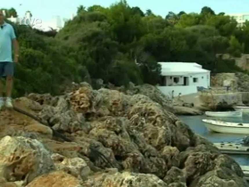 """La Aventura del Saber. Serie documental """"El túnel del tiempo"""". El Pecio ibérico de Binissafúller I"""