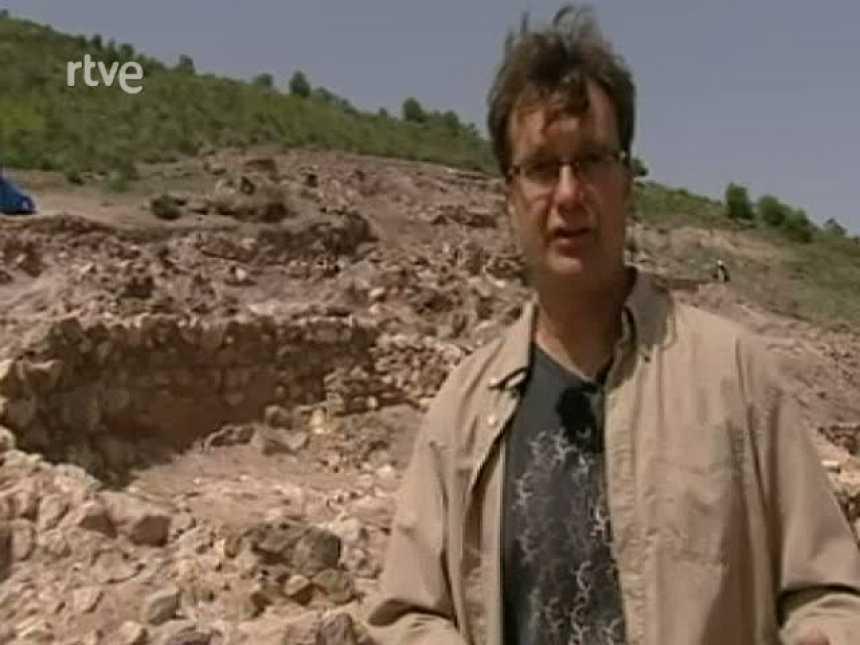 """La Aventura del Saber. Serie documental """"El túnel del tiempo"""". La Bastida III"""