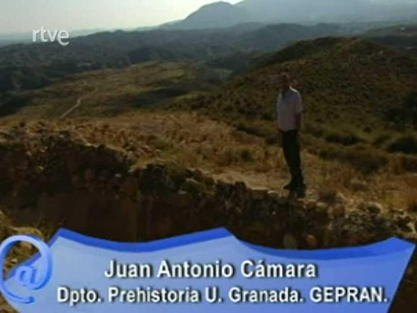 """La Aventura del Saber. Serie documental """"El túnel del tiempo"""". Los Millares III"""