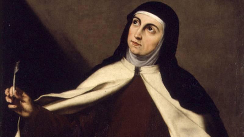 La Poesía De Santa Teresa De Jesús