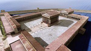 El recinto de culto de Tarraco