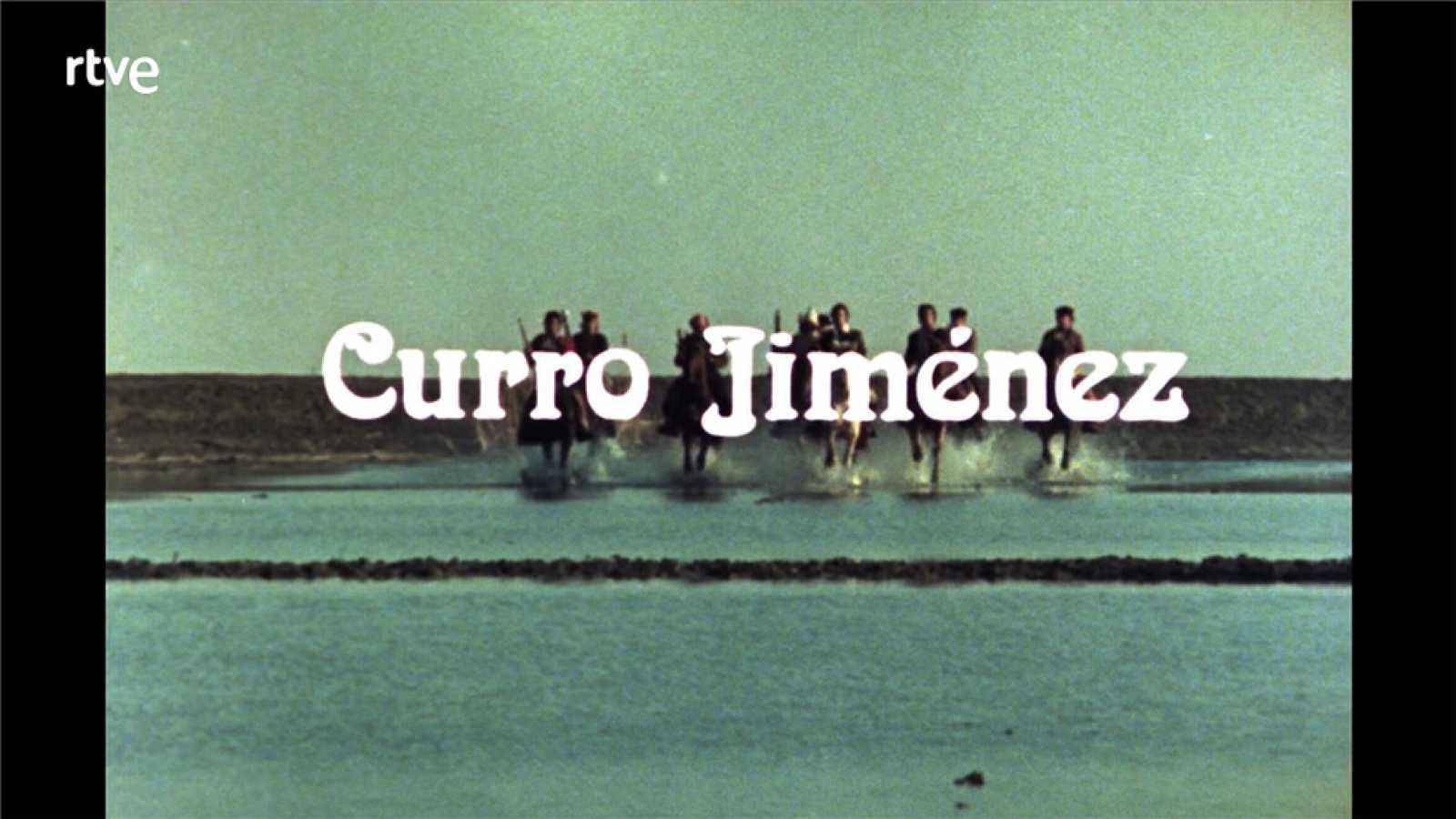 Cabecera de \'Curro Jiménez\', la serie - RTVE.es