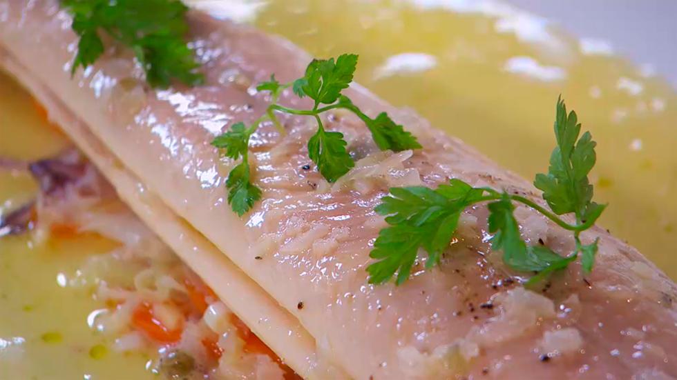 Receta De Trucha Con Salsa De Mantequilla