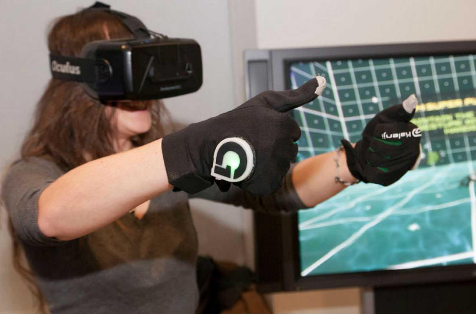 Vivir, tocar y oler la realidad virtual en una tarde