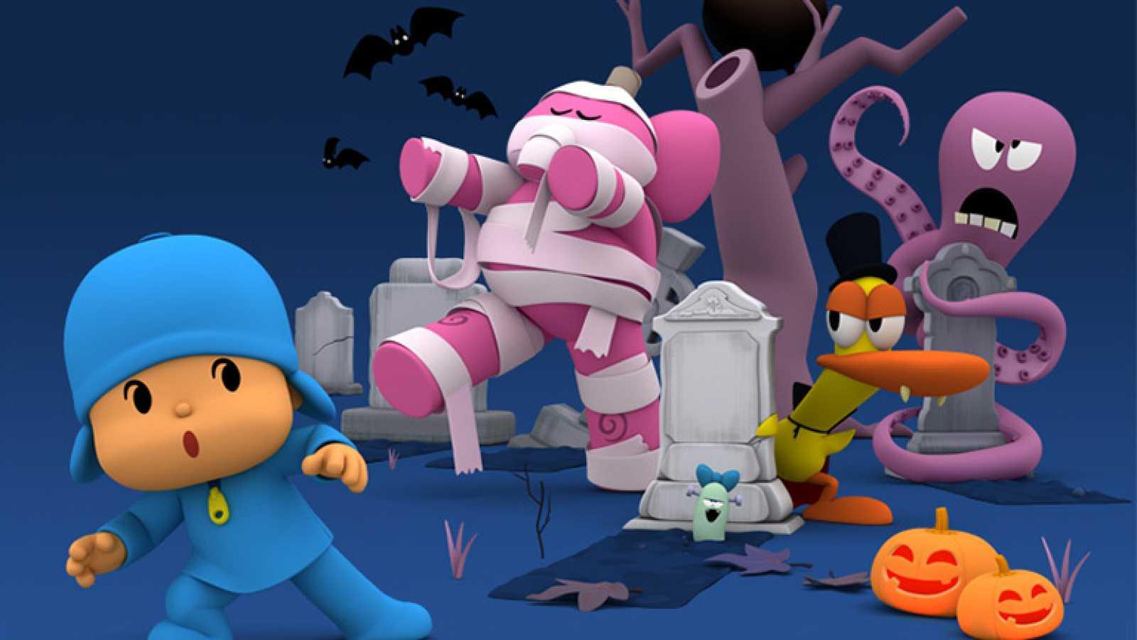 Clan celebra halloween con peppa pig y pocoy como - Fiesta de halloween infantil ...