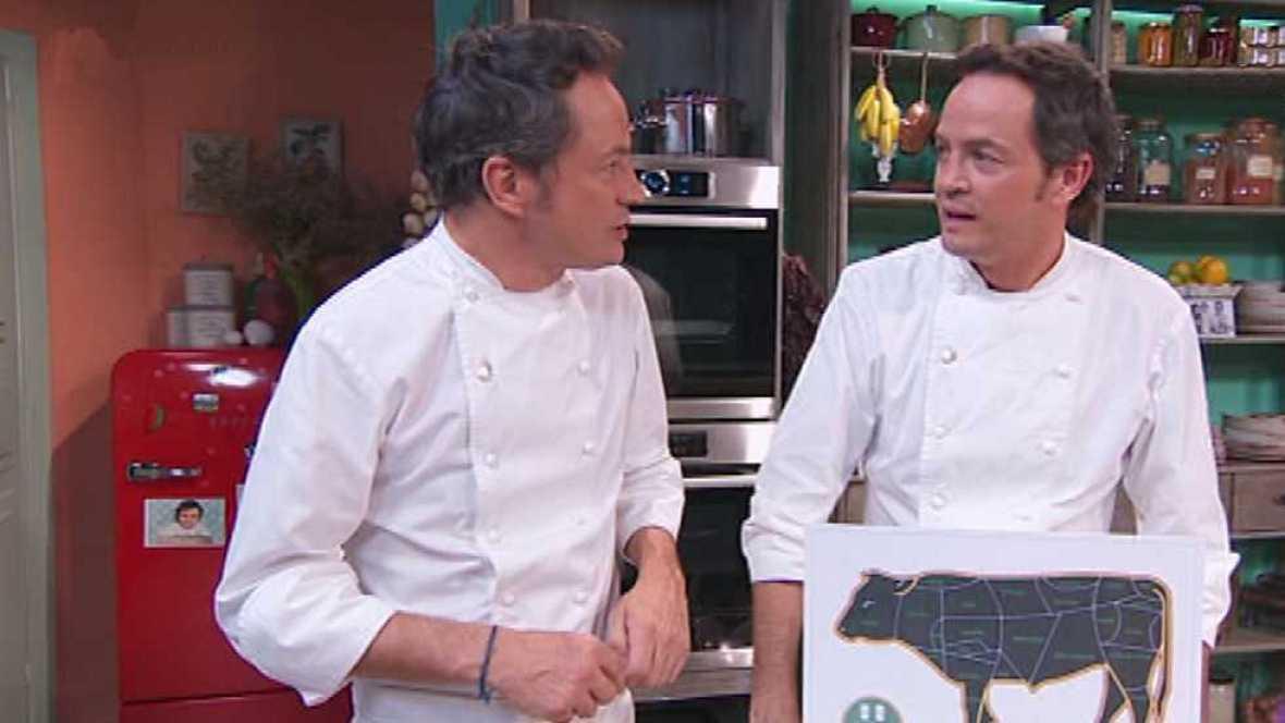 Las mejores recetas de carne torres en la cocina - Television en la cocina ...