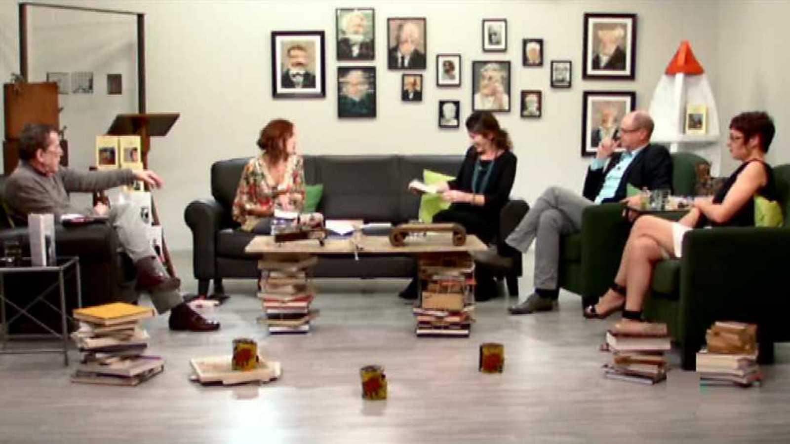 Libros con uasabi - 08/11/15 - RTVE.es