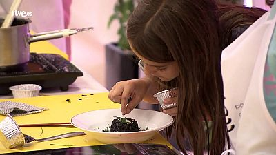MasterChef Junior 3 - Clase de Arroces